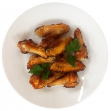 Oven wings